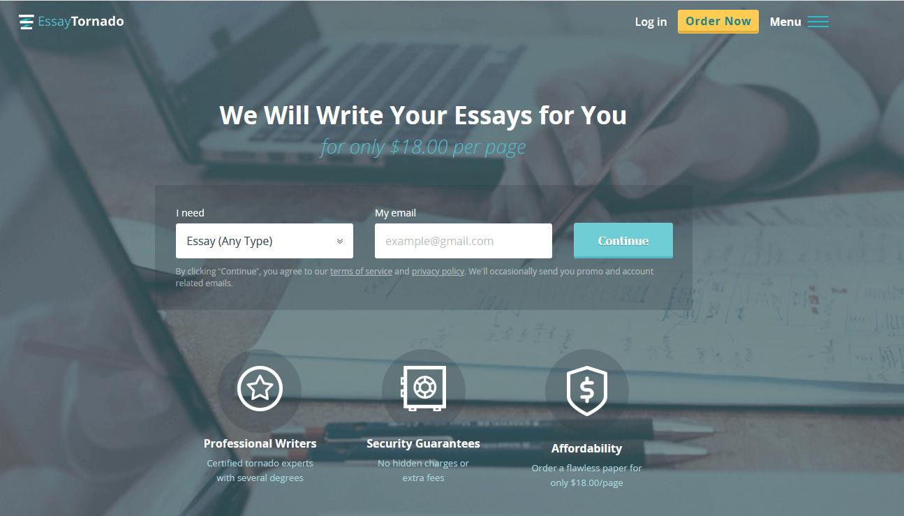 EssayTornado Best Theisi Writing Service