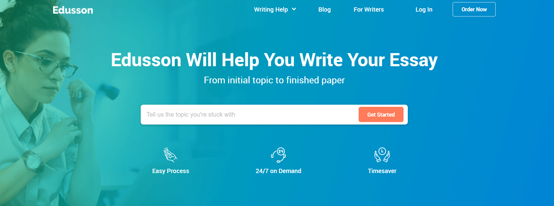 Top Essay Writing Service - Edusson